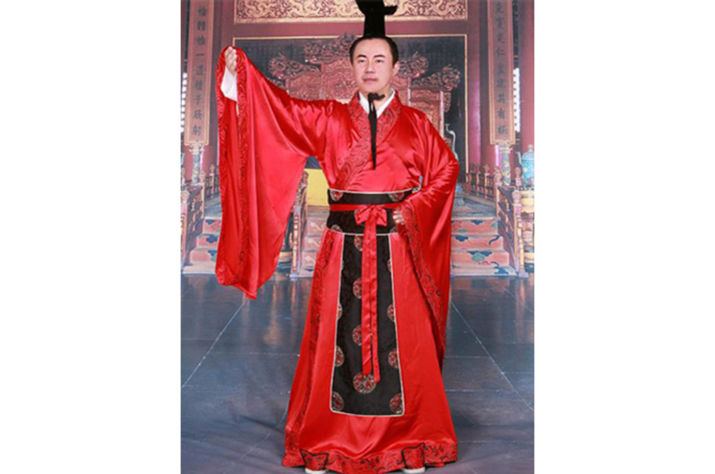 Hanfu, Traditional Chinese Clothing, Man 27 - ChinaTown-Shop