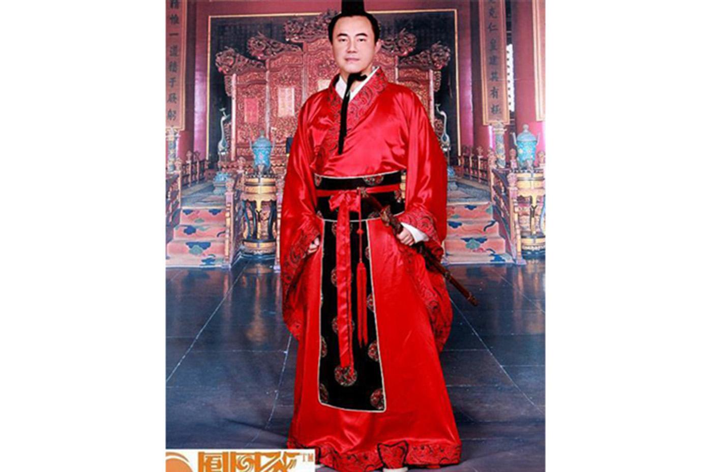 détaillant en ligne double coupon Style magnifique Hanfu, Tenue Chinoise Traditionnelle, Homme 27 - ChinaTown-Shop