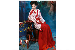 Hanfu, Tenue Chinoise Traditionnelle, Femme 1