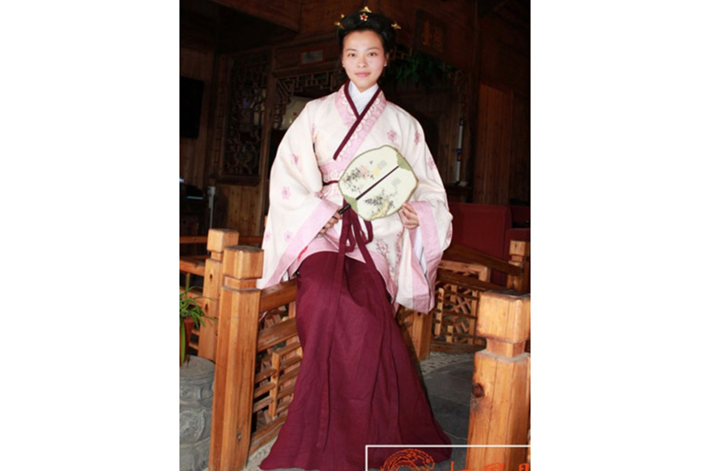 Hanfu, Tenue Chinoise Traditionnelle, Femme 5