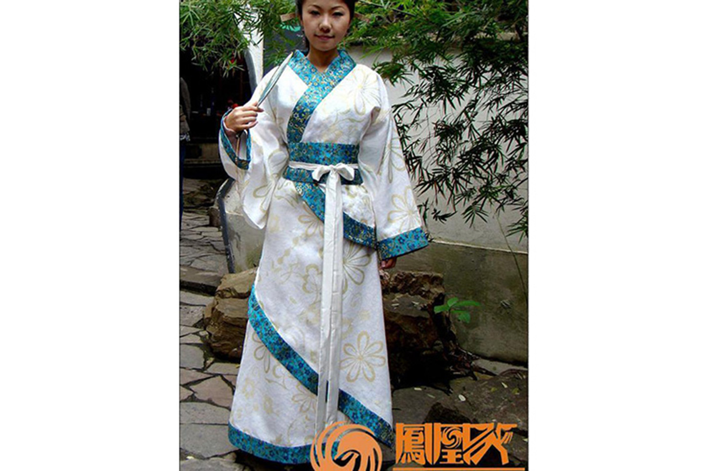 Hanfu, Tenue Chinoise Traditionnelle, Femme 8