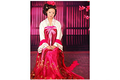 Hanfu, Tenue Chinoise Traditionnelle, Femme 11