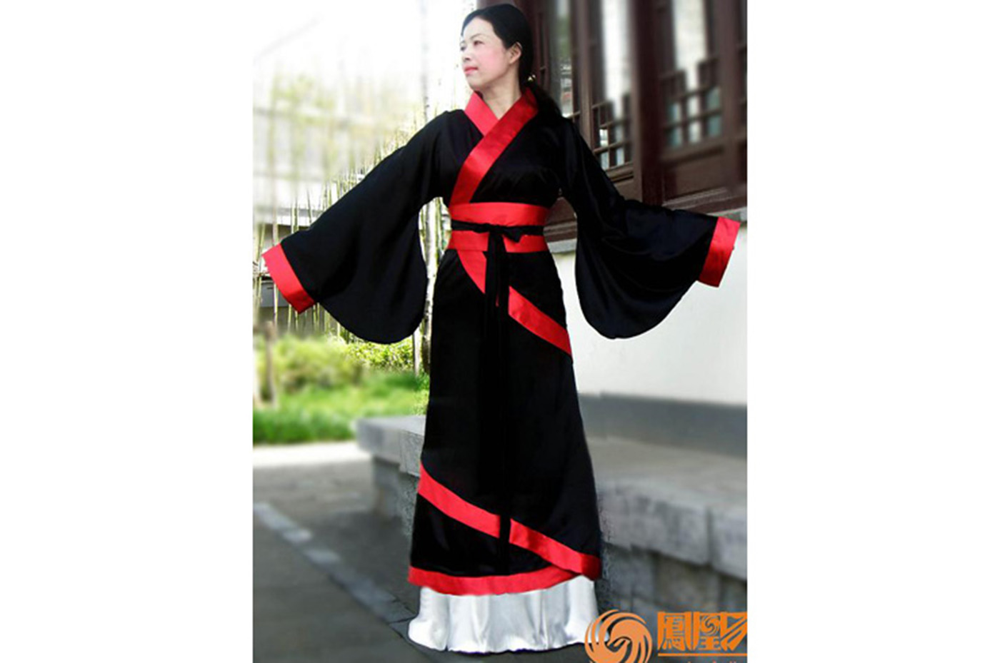 Hanfu, Tenue Chinoise Traditionnelle, Femme 16