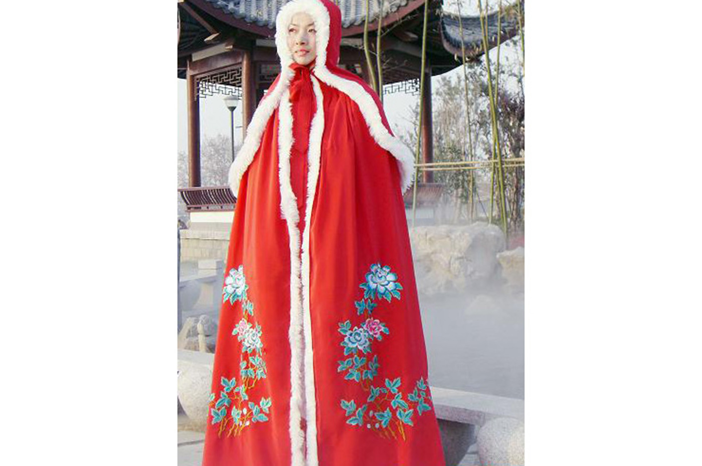 doordringend chinesse outfits