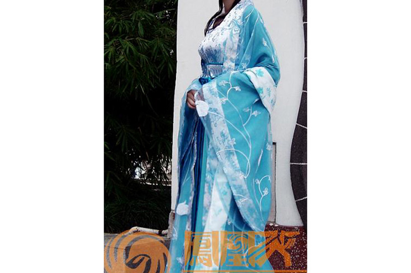 Hanfu, Tenue Chinoise Traditionnelle, Femme 21