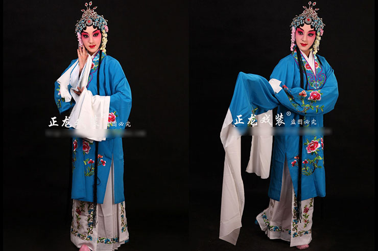 Hua Dan 1, ópera china