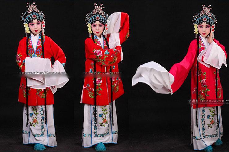 Hua Dan Niño, ópera china