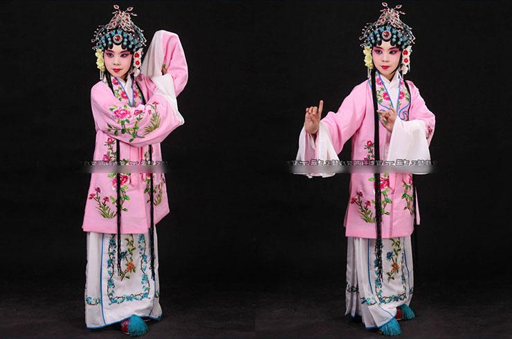 Hua Dan Enfant , Opéra Chinois