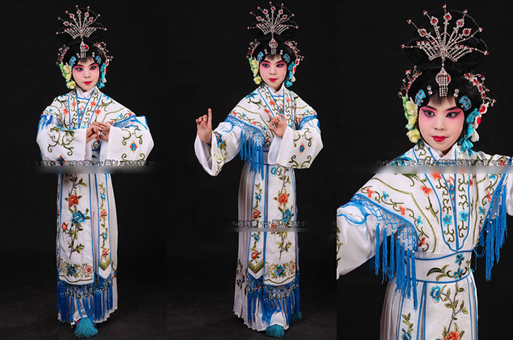 Hua Dan Niño 1, ópera china