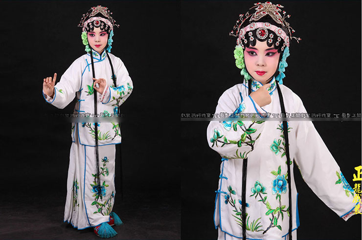 Mai Shui Enfant, ópera china
