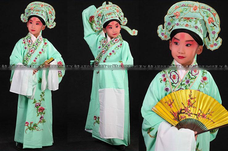 Xiao Sheng Niño, ópera china