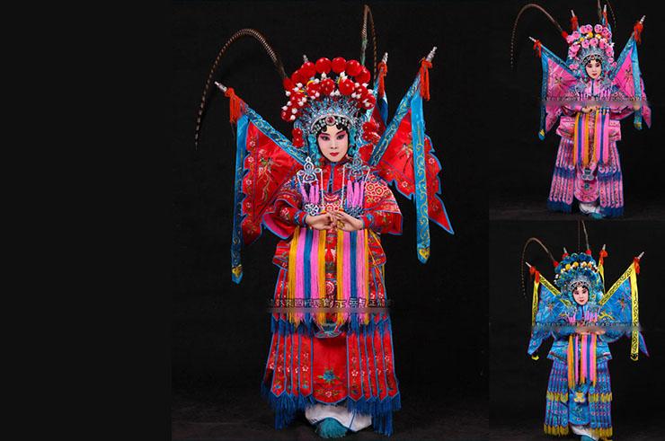 Mu Gui Ying, ópera china