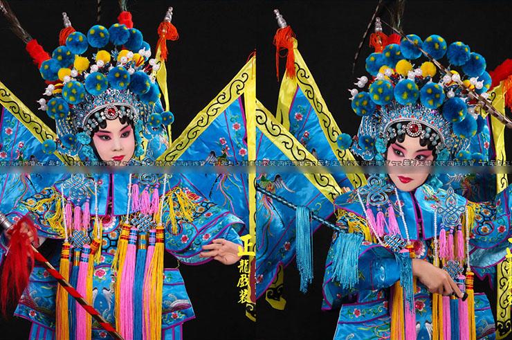 Mu Gui Ying, Opéra Chinois