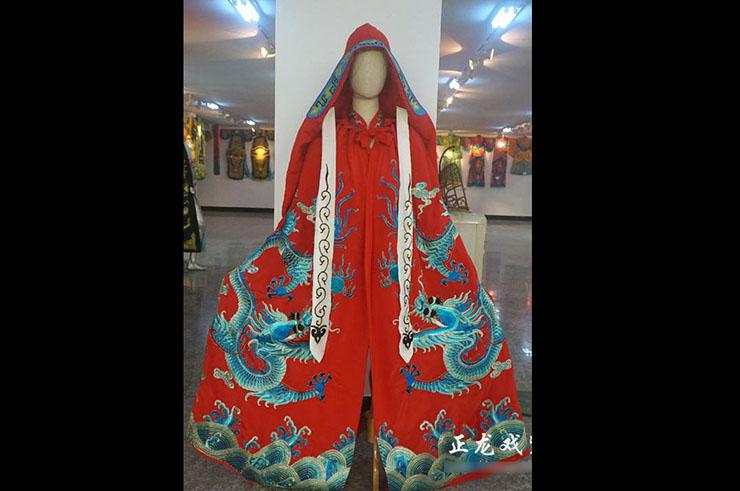 Pi Feng, Opéra Chinois