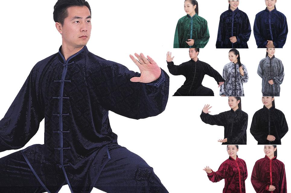 Tenue Taiji Velour 1, Daheng