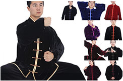 Taiji Uniform Velour 2,Wu Yin Xiang