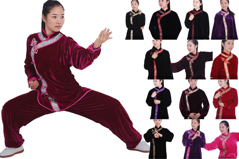 Tenue Taiji Velour 3, Daheng