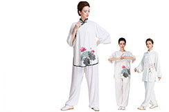 Tai Chi Uniform 3, Guyun