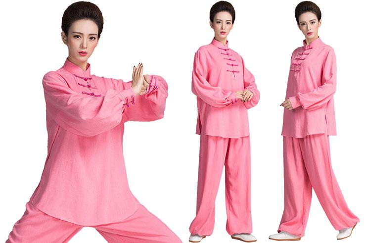 Tenue Tai Chi, Mulan, Guyun