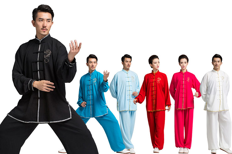 Tenue Tai Chi Dragon, Guyun
