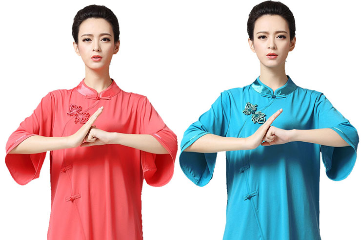 Butterfly Tai Chi Uniform, Guyun