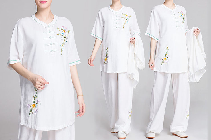 Tai Chi Uniform 6, Guyun