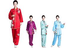 Guyun Taiji Uniform, QiCaiHua
