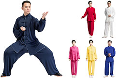 Tai Chi Uniform 13, Guyun