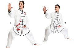 Tai Chi Uniform 14, Guyun