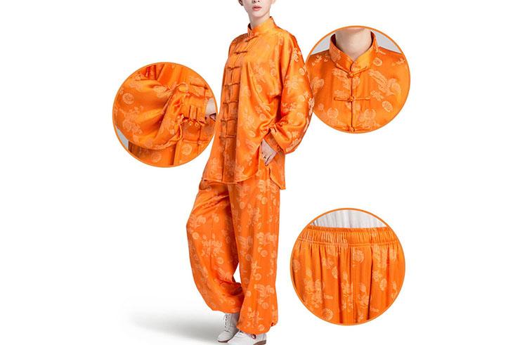 Tai Chi Uniform 16,Guyun