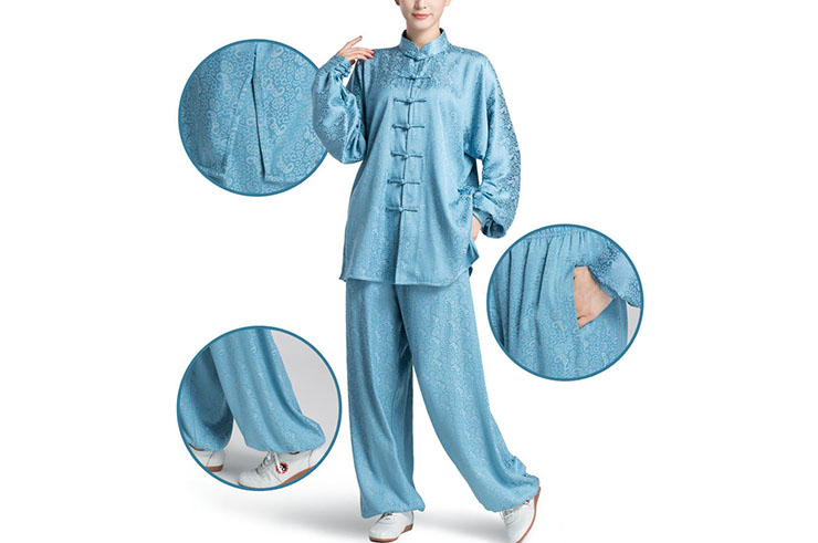 Tai Chi Uniform 17,Guyun