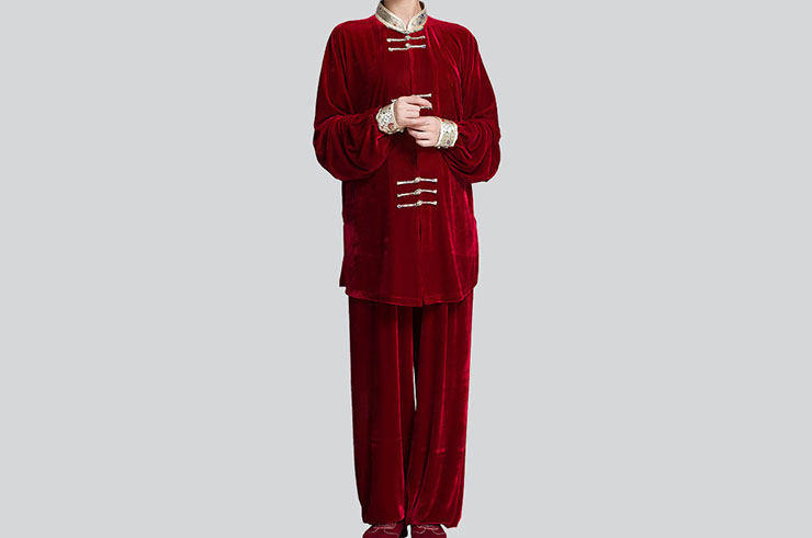 Tai Chi Uniform 18,Guyun