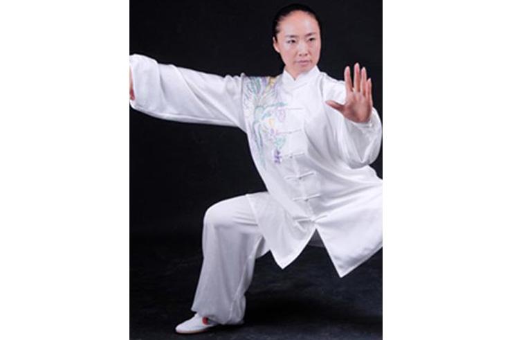Tenue Tai Chi Brodée, Phoenix 5