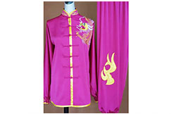 Tai Chi Uniform Embroidered Dragon 3