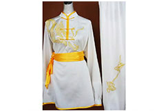 Tai Chi Uniform Embroidered Dragon 4