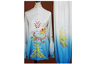 Tai Chi Uniform Embroidered Dragon 6