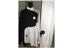 Tai Chi Uniform Embroidered Yin Yang 2