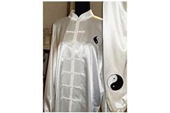 Tai Chi Uniform Embroidered Yin Yang 4