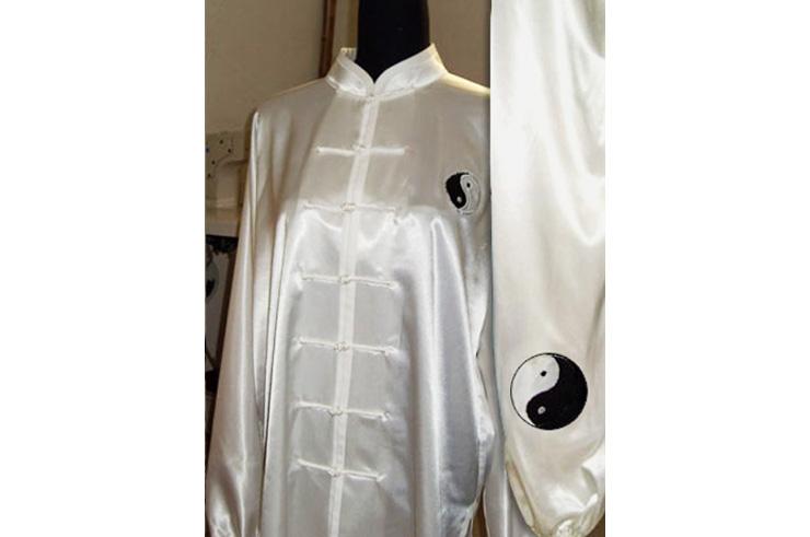 Tenue Tai Chi Brodée, Yin Yang 4