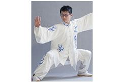 Tai Chi Uniform Embroidered Graphic 2