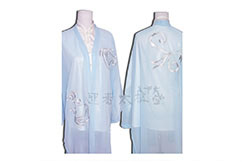 Tai Chi Cloak Embroidered Pattern