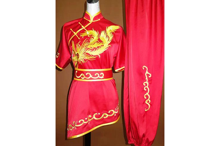Tenue Brodée, Chang Quan Phoenix 4