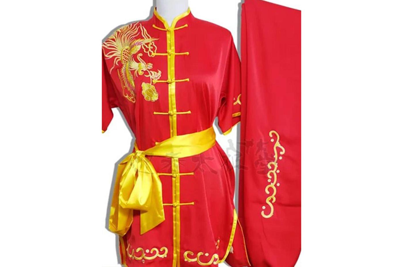 Tenue Brodée, Chang Quan Phoenix 7