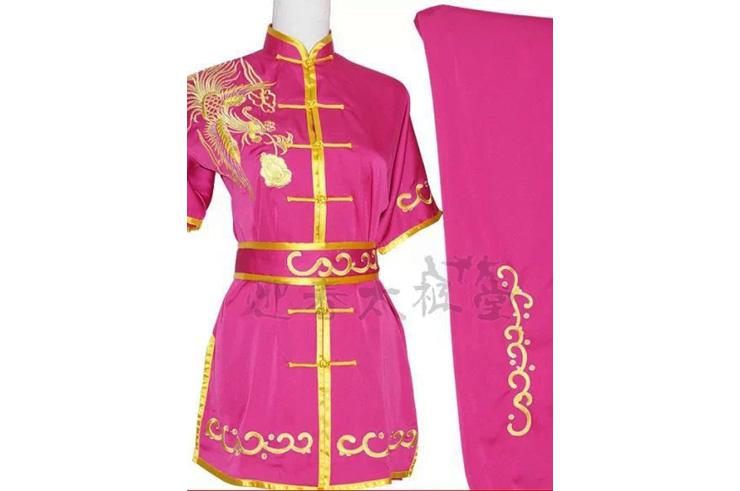 Embroidered Uniform, Chang Quan Phoenix 8