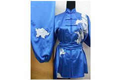Tenue Chang Quan Brodée Phoenix 11