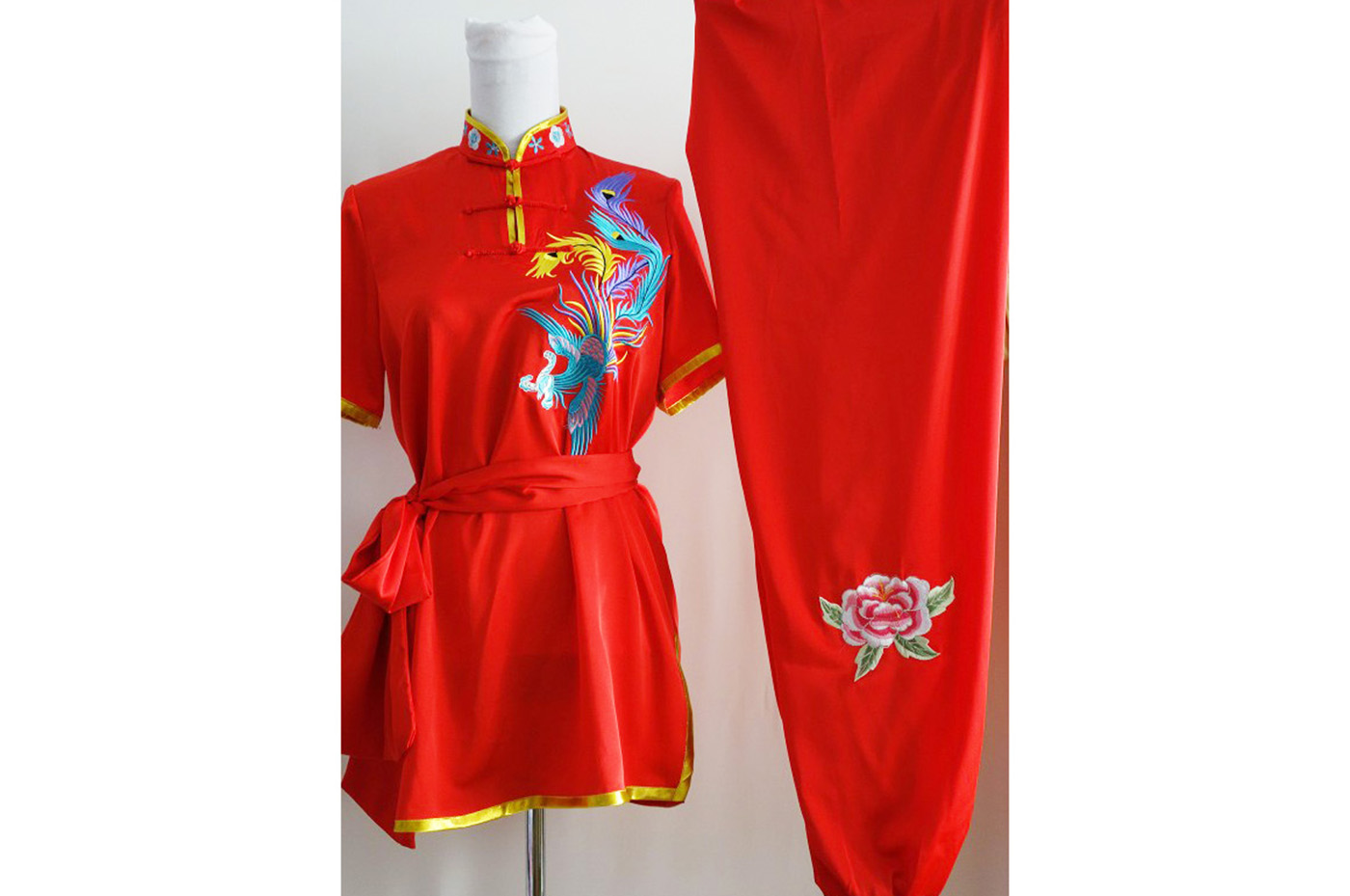 Tenue Brodée, Chang Quan Phoenix 12