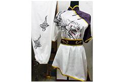 Tenue Chang Quan Brodée Phoenix 15