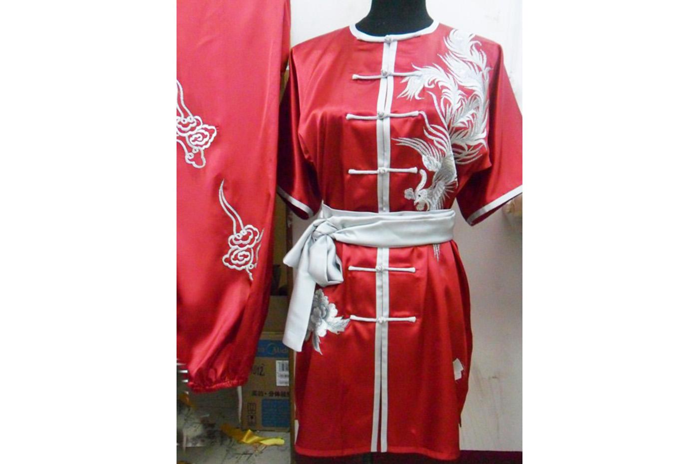 Tenue Chang Quan Brodée Phoenix 17