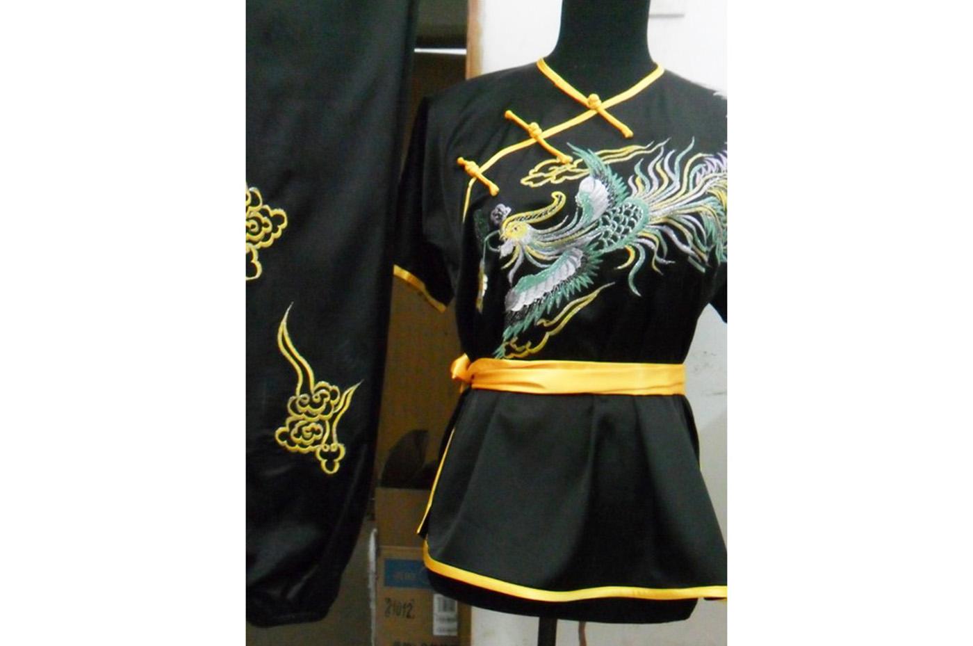Tenue Brodée, Chang Quan Phoenix 18