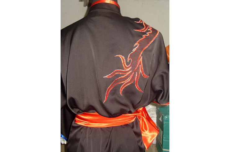 Tenue Brodée, Chang Quan Dragon 1
